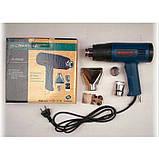 Фен промышленный Craft-Tec PLD-2000. Фен Крафт-Тек, фото 3