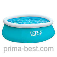 Надувной семейный бассейн INTEX 28101