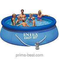 Семейный бассейн Intex 28144 Easy Set (366x91см)