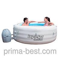 Надувной бассейн-джакузи BESTWAY Lay-Z-Spa Premium 54112