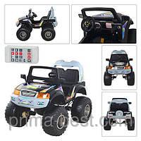 Машина электромобиль детский Джип M 1712 R-10
