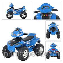 Машина электромобиль детский квадроцикл M 0417