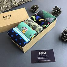 Набор носков I&M Craft  из 5-ти пар (070123)