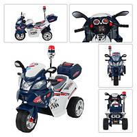 Детский аккумуляторный мотоцикл JT 015-1-4