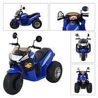 Детский аккумуляторный мотоцикл M 1715 Bambi