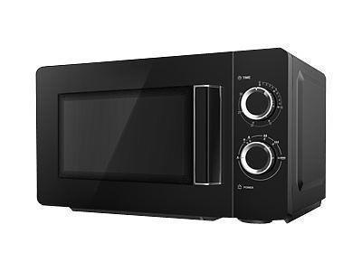 Микроволновая печь Grunhelm 20MX68-LB (черная)