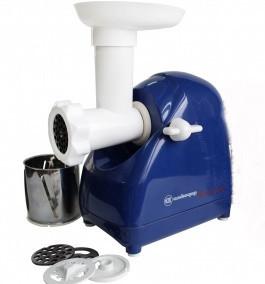 Мясорубка электрическая Белвар Помощница КЕМ-П2У мод. 302-07 (синяя)
