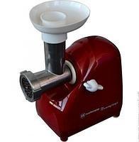 Мясорубка электрическая Белвар Помощница КЕМ-П2У мод. 302-09 (красная)