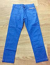 Котоновые брюки для мальчиков оптом, 6-16 лет, F&D . арт. 1011