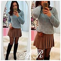 Женский теплый свитерок ЛК0003