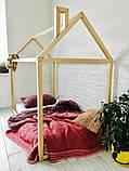 Детская кроватка Домик Напольная, фото 8