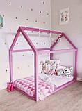 Детская кроватка Домик Напольная, фото 7