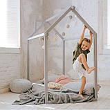 Детская кроватка Домик Напольная, фото 6