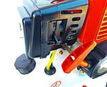 Бензокоса Урал УБТ-6100 Металевий Ніж + Шпуля з Волосінню + МАСЛО в Комплекті. Тример, фото 3