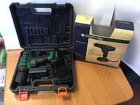 Шуруповерт аккумуляторный Craft-tec PXCD-182Li Impact (ударный). Крафт-Тек