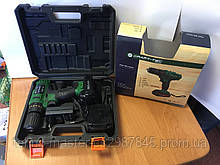 Шуруповерт акумуляторний Craft-tec PXCD-182Li Impact (ударний). Крафт-Тек