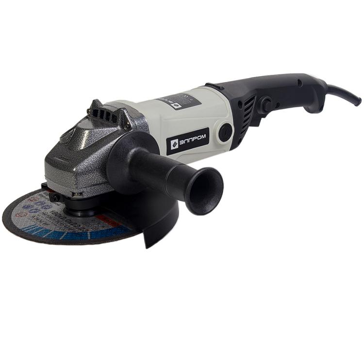 Болгарка Элпром 180 ЭМШУ-1700Е (регулировка оборотов) Угловая шлифмашина (УШМ)