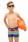 Плавки и шорты для маленьких мужчин