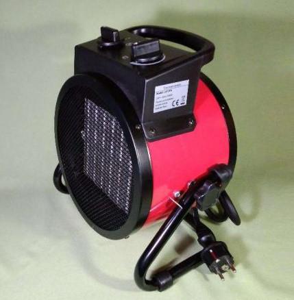Тепловентилятор Crown 2 кВт. Керамика. Электрическая тепловая пушка