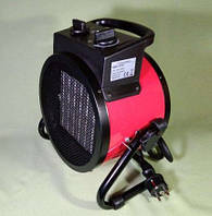 Тепловентилятор Crown 2 кВт. Керамика. Электрическая тепловая пушка, фото 1