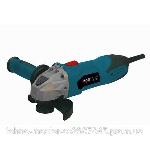 Болгарка Миасс МШУ-125-1050. Угловая шлифмашина (УШМ)