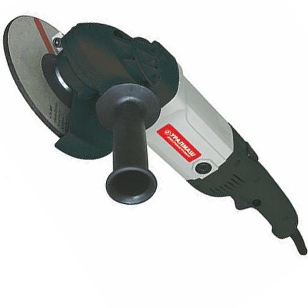 Болгарка Уралмаш МШУ-180-1600. Угловая шлифмашина (УШМ)