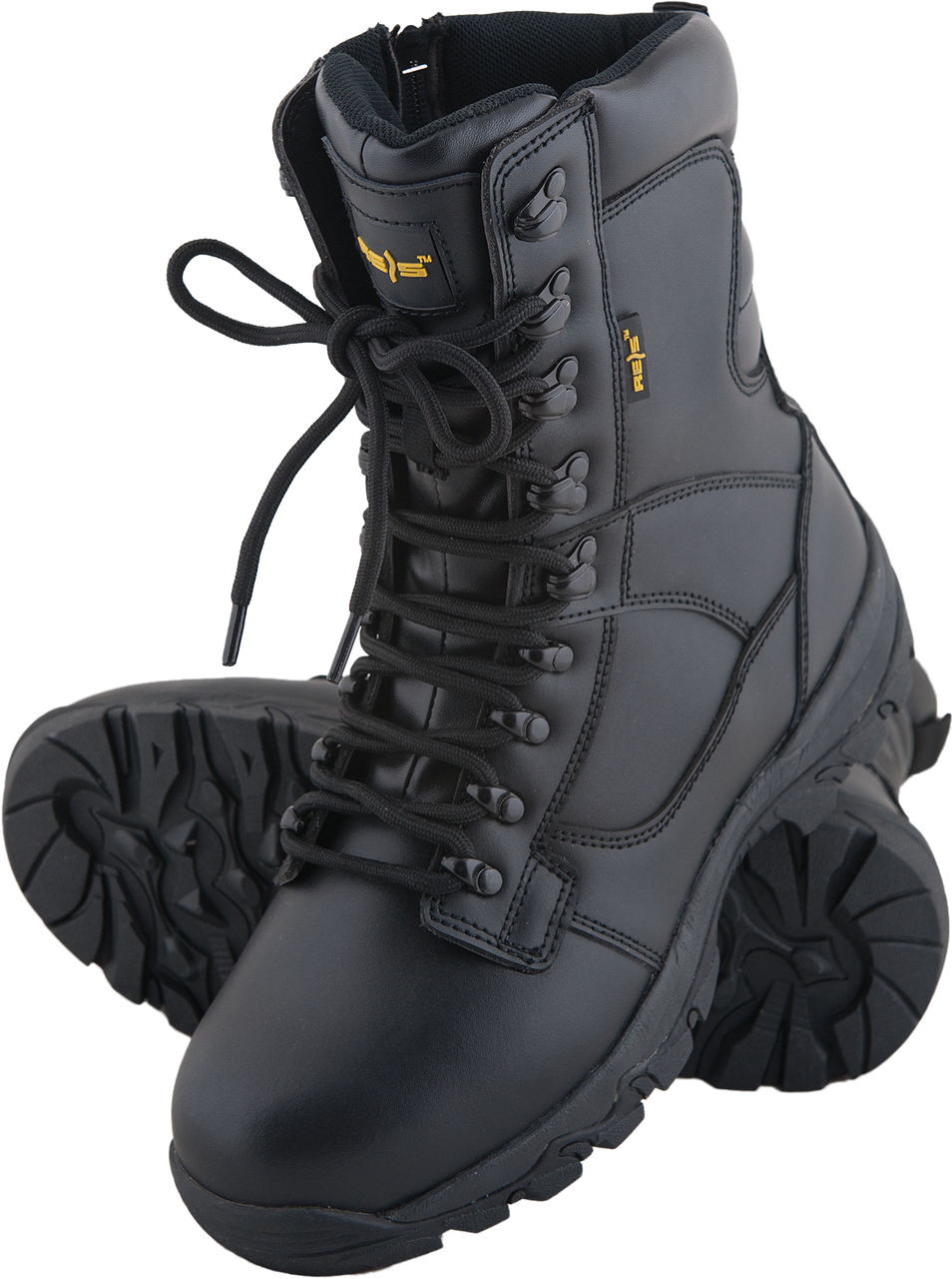Защитные ботинки BRPATROL B  с стальным носком Польша