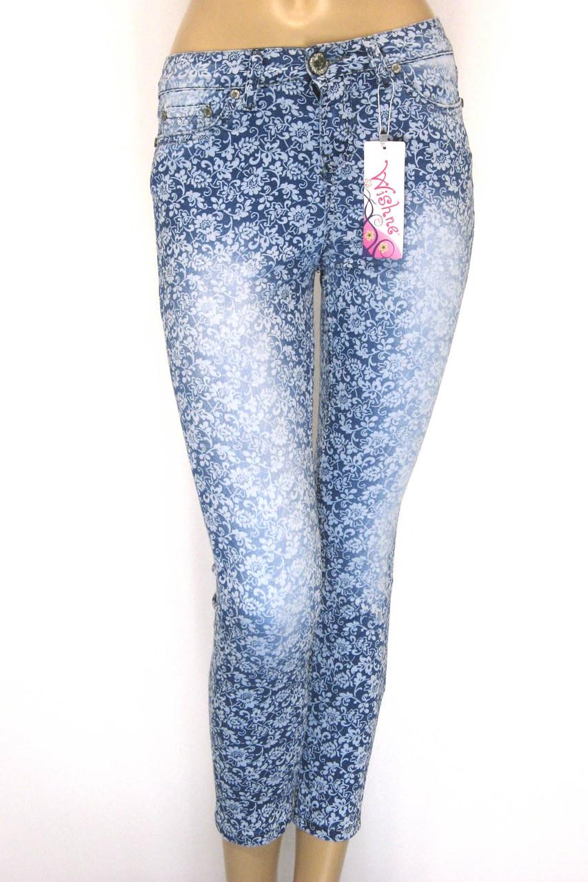 Жіночі джинси маломірки