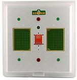 Инкубатор цифровой Квочка МИ-30-1 ручной переворот (ламповый), фото 3