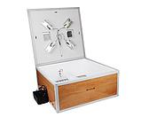 Инкубатор цифровой Курочка Ряба ИБ-80 с автоматическим переворотом яиц и вентилятором, фото 2