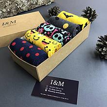 Набор носков I&M Craft  из 5-ти пар (070124)