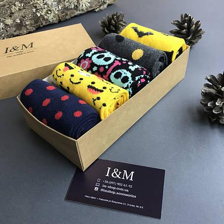 Набор носков I&M Craft  из 5-ти пар (070124), фото 2