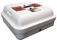 Инкубатор Рябушка на 70 яиц с ручным переворотом, литым корпусом и ТЭНом