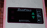 Інкубатор цифровий Рябушка на 100 яєць автоматичний переворот, з литим корпусом, Теном і вентилятором, фото 6