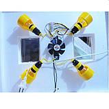 Інкубатор Теплуша автоматичний Теновий (з вентилятором і вологоміром), фото 3