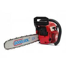 Бензопила Goodluck GL4500M Оригинал (1 Шина + 1 Цепь) + МАСЛО