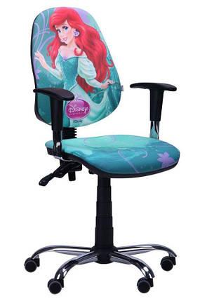 Кресло Бридж Хром Дизайн Дисней Ариель, фото 2