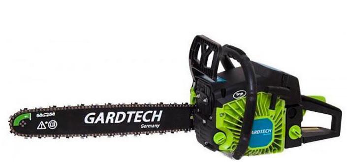 Бензопила Gardtech GCS 52-3,7 (1 Шины + 1 Цепи)