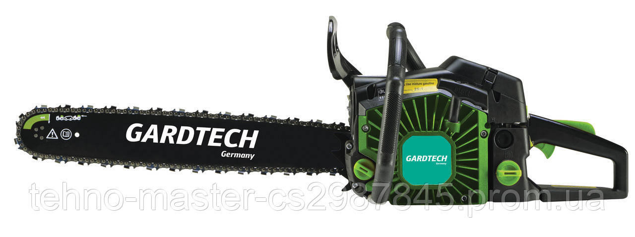 Бензопила Gardtech GCS 52-3,5 (2 Шины + 2 Цепи)