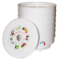 Сушилка для овощей и фруктов Ветерок-2 ЭСОФ-0,6/220 (6 решеток). Электросушилка Ветерок 2