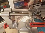 Пила торцовочная Kraissmann 2100 GSI 305 Индукционный двигатель. Торцовочная пила Крайсман, фото 5