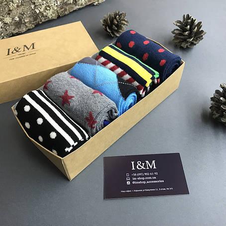 Набор носков I&M Craft  из 5-ти пар (070125), фото 2