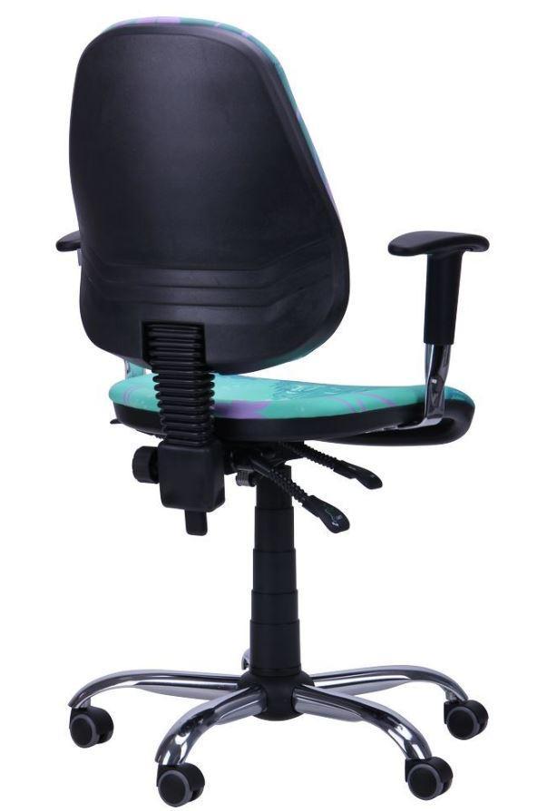 Кресло Бридж Хром Дизайн Дисней Ариель механизм MF (Multi Fix) фото 4