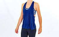 Майка-топ для фитнеса и йоги CO-1528-1