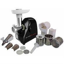 Мясорубка электрическая Белвар Помощница КЕМ-П2У мод. 302-09 (черная)