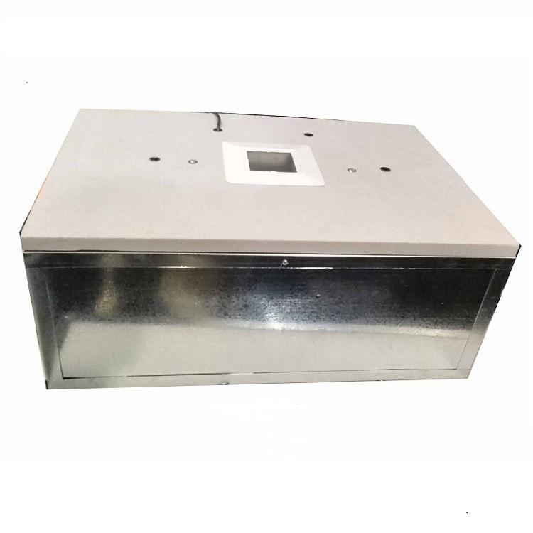 Инкубатор Наседка на 100 яиц с механическим переворотом усиленный корпус