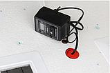 Инкубатор цифровой Курочка Ряба 130 яиц механический переворот усиленный, фото 3