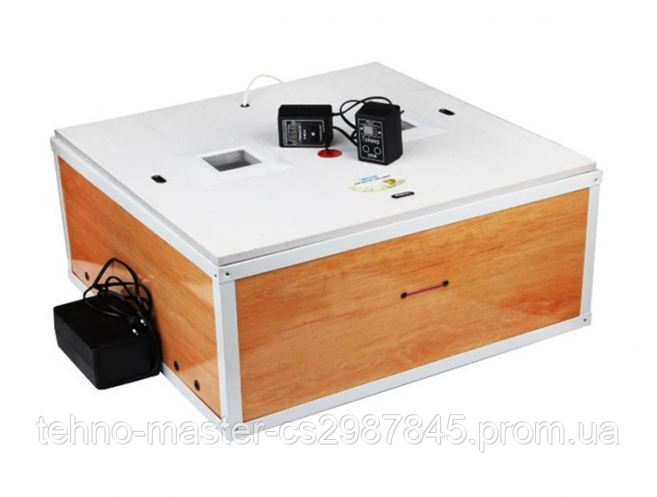 Инкубатор цифровой Курочка Ряба ИБ-80 ТЭНовый с автоматическим переворотом яиц