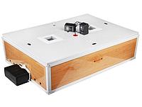 Инкубатор цифровой Курочка Ряба ИБ-120 с автоматическим переворотом яиц и вентилятором, фото 1