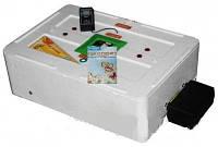 Инкубатор цифровой Курочка Ряба ИБ-63 с автоматическим переворотом яиц и вентилятором, фото 1